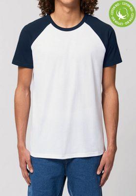 T-shirt baseball - Mon-BDE