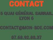 contact - Mon-BDE