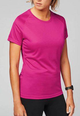 Tee-shirt de sport femme personnalisé - Mon-BDE